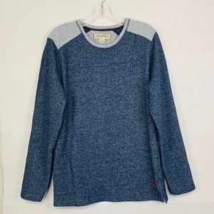 Tommy Bahama Blue Pullover Sweatshirt